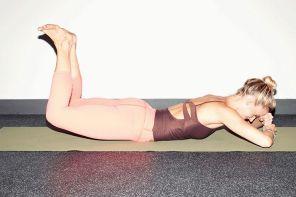 Упражнения для уменьшения объёма бёдер