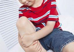 Острый артрит у ребёнка