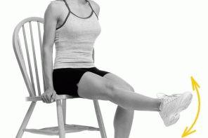 Лечебная гимнастика при артрозе голеностопного сустава