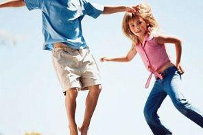 Плоскостопие и сколиоз у дошкольников