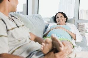 Судороги при беременности в икрах ног