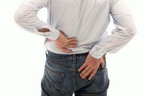 Как вылечить боль в пояснице отдающую в ногу
