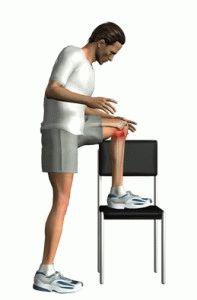 Болезненность в коленке