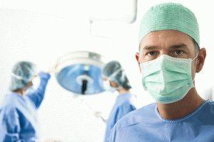 Требуется хирургическое вмешательство