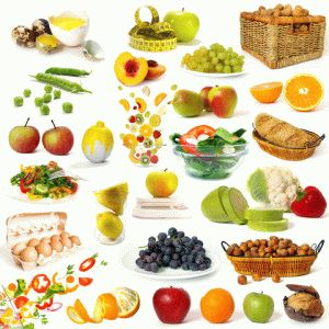 Необходимые продукты для здоровья