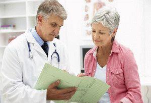 Проконсультируйтесь с врачом о суставах