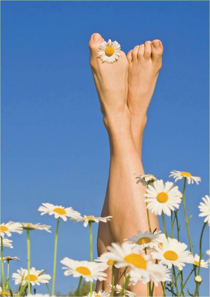 здоровые ноги на картинке обратиться более