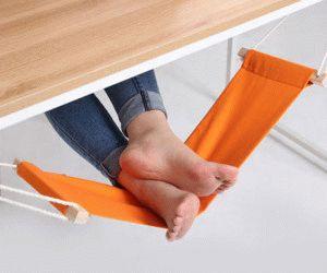 Отдых для ног даже на работе