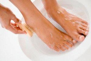 Гигиена ног