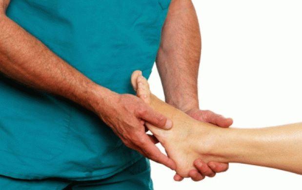 Лечение поперечного плоскостопия в домашних условиях