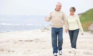 Проблемы с ногами у пенсионеров