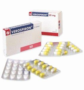 Лекарственное средство Верошпирон
