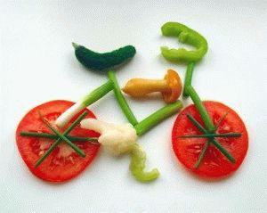Спорт и здоровое питание