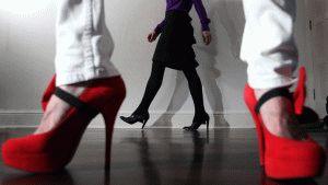 Высокие каблуки – причина артроза
