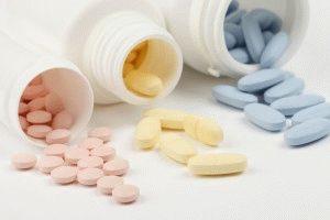 Лекарства при артрозе