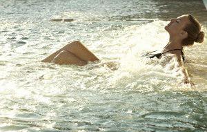 Релакс в тёплом бассейне