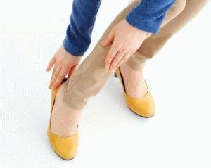 Болезненность в ногах