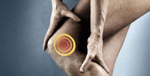 Боль и хруст в колене