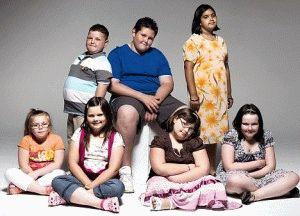 Дети с лишним весом