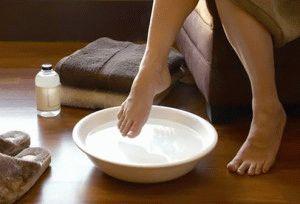 Ванночка для размачивания кожи