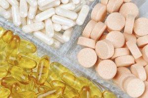Витамины разного типа
