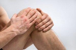 Расхождение болей к колену