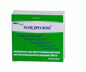 Хондроитин сульфат