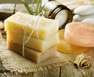 Использование хозяйственного мыла
