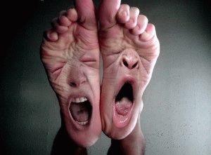 Страдания ног