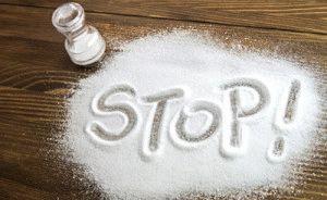 Откажитесь от соли