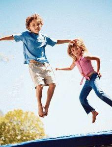 Полезны прыжки