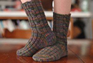 Спрячьте ноги в тепло