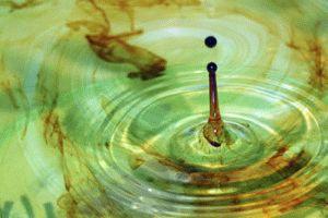 Добавление йода в воду