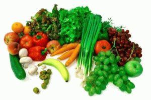 Следите за правильным питанием