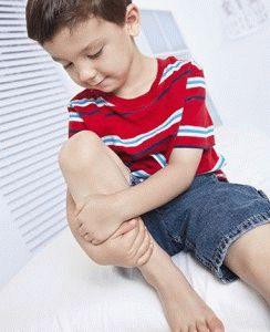 Воспаление сустава у ребёнка