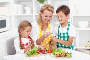 Здоровый образ жизни малыша