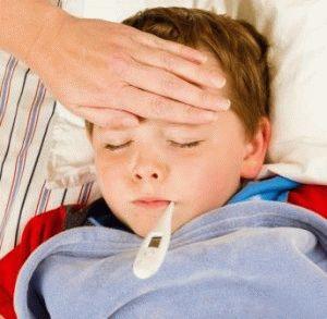 Температура у ребёнка