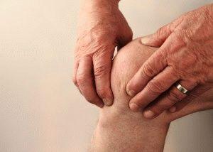 Ноги подверженные артриту