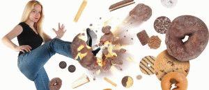 Откажитесь от сладостей