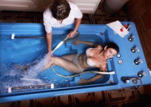 Гидромассажные процедуры