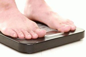 Лишний вес давит на суставы