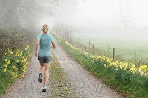 Пробежки по утрам