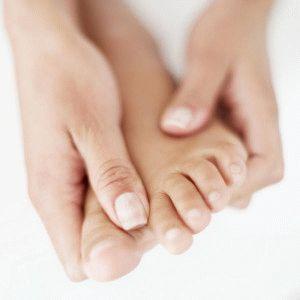 Пальцы на ногах немеют