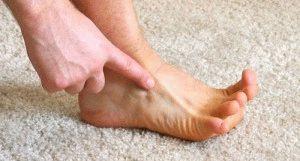 Болевые ощущения в пальцах ног