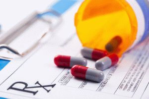 Назначение лекарственных препаратов