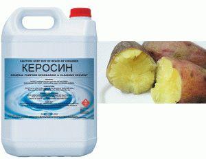 Варёный картофель и керосин