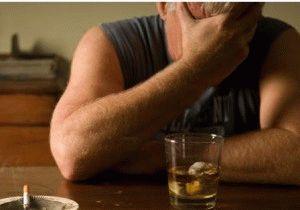 Мужчины с вредными привычками в зоне риска