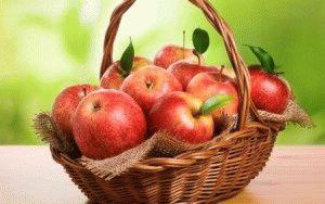 Ешьте больше яблок