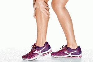 Спазм мышц в ноге