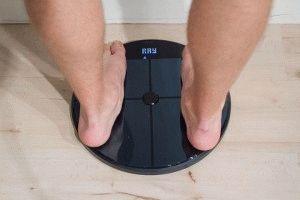 Резкий скачок веса